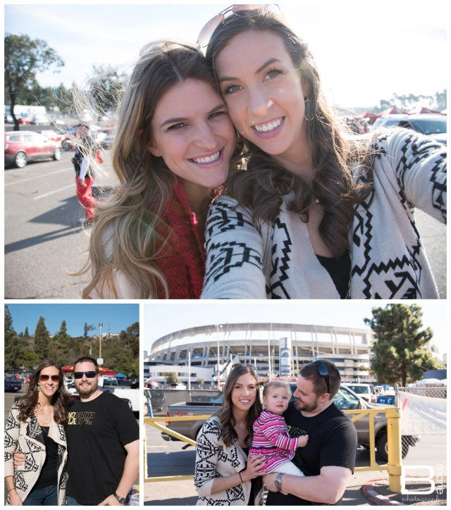 Nacogdoches photographer's family vacation to San Diego for Christmas 2014