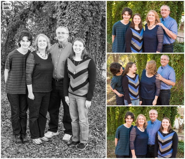 Nacogdoches photographer outdoor family portrait