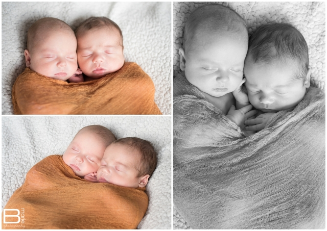 "Nacogdoches photographer ""newborn"" portraits of 8 week old twin boys right before their original due date"