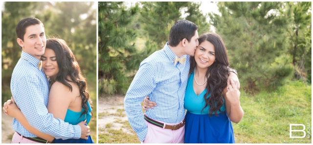 Nacogdoches photographer engagement photos in Kingwood, Tx