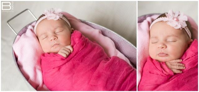 Nacogdoches photographer newborn portraits of my daughter