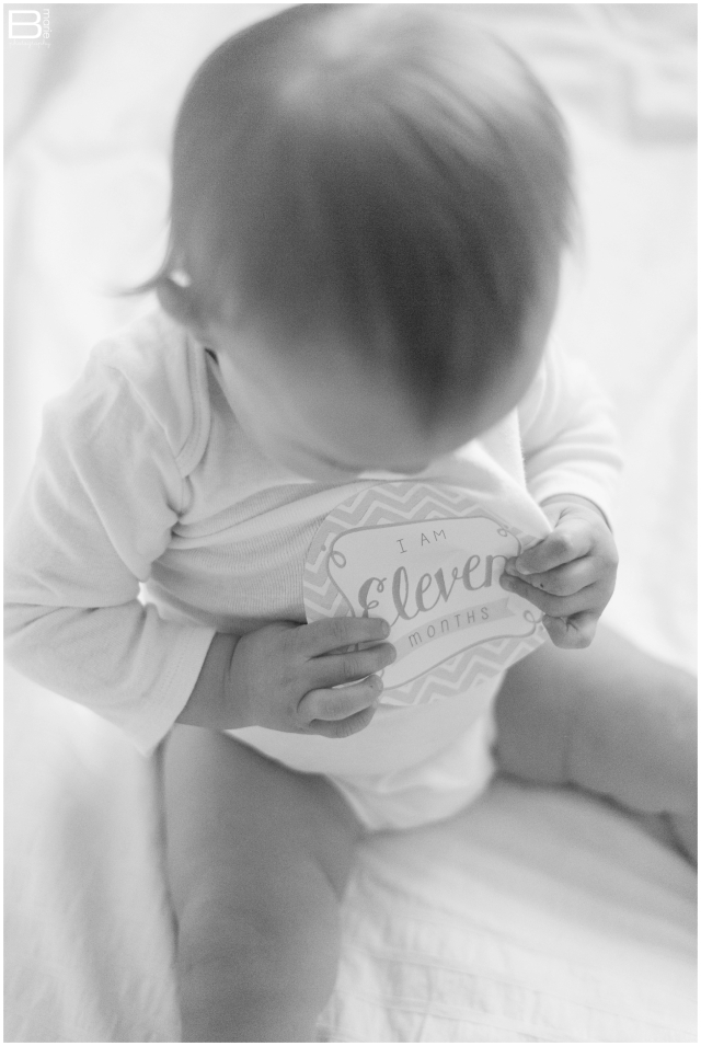 """Houston photographer letter to her 11 month old daughter, """"Pumpkin"""""""